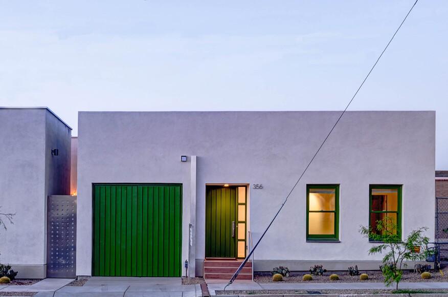 Barrio Viejo House Custom Home Magazine Scott Neeley