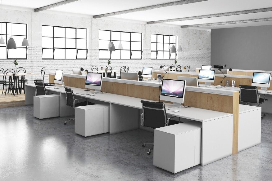 This week in tech shocker open plan offices don 39 t for Office design considerations