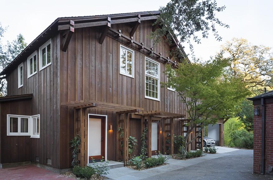 Historic Barn In Marin County Architect Magazine