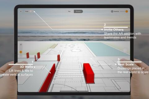 Morpholio Ar Sketchwalk Brings Floor Plans Into The Real World Architect Magazine