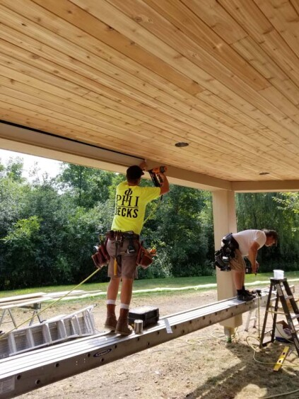 Building a Deck With Engineered Lumber | Professional Deck Builder