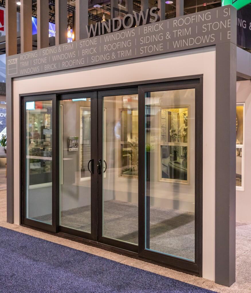 Patio Door Manufacturers List: Boral Offers New Gliding Patio Door System