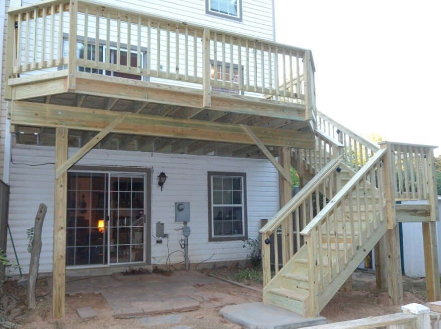 Smart Spacing | Professional Deck Builder | Decks, Framing, Software ...
