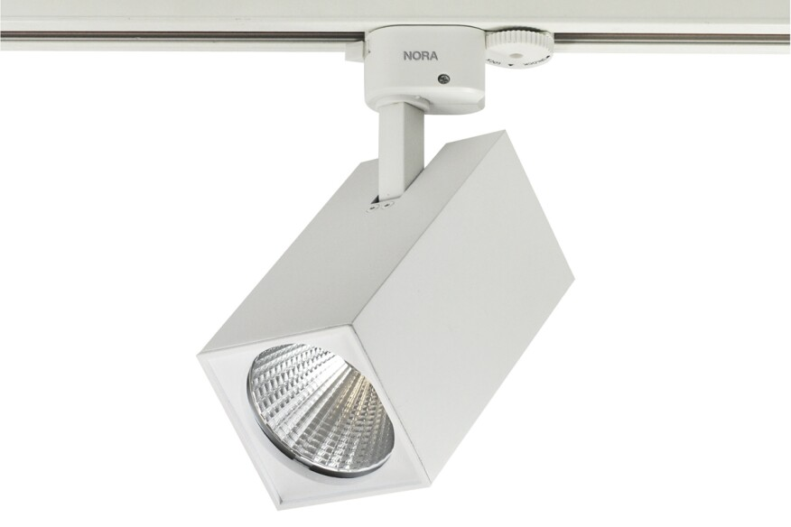 Jason led tracklight by nora lighting architectural lighting courtesy nora lighting mozeypictures Image collections