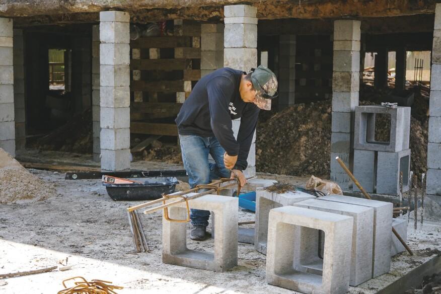 Lifting Slab On Grade Homes