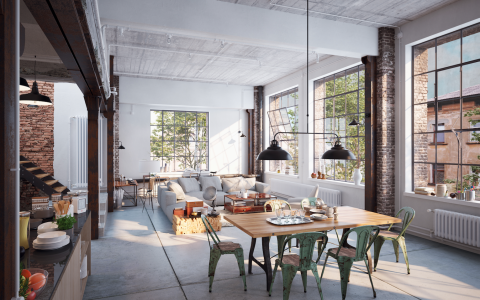 2019 Trend Watch Farmhouse Style Is Out Industrial Vibes Are In Architect Magazine