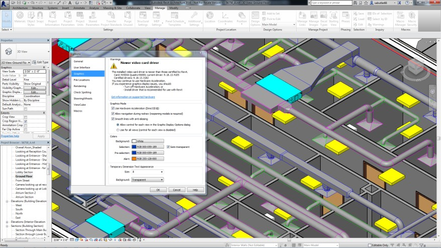 Highlights of Autodesk Revit 2016 and 3ds Max 2016 for