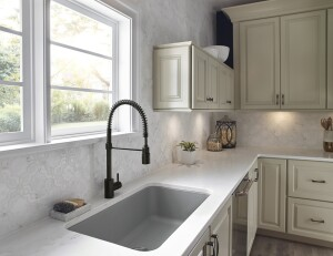 An Industrial Inspired Kitchen Faucet Jlc Online Kitchen Faucets
