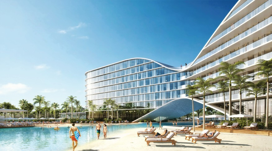 Master-Plan Developers Make a Splash with New Lagoon