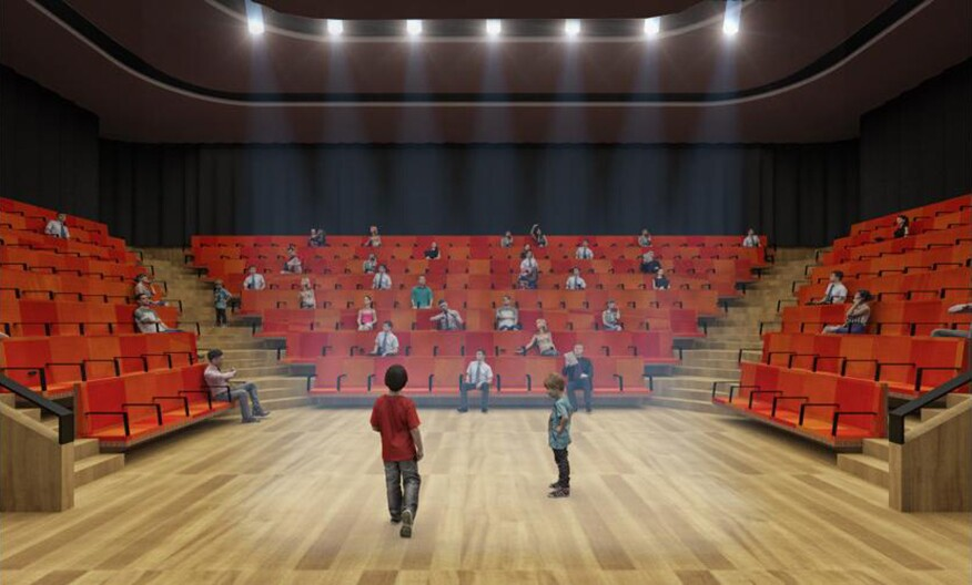 Dc Public Library Releases More Renderings Of The Mlk