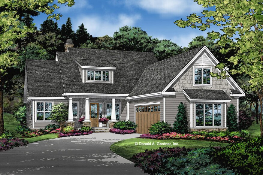 Builder Friendly House Plans From Don Gardner Builder Magazine