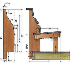 Benches Built For Comfort Professional Deck Builder Design
