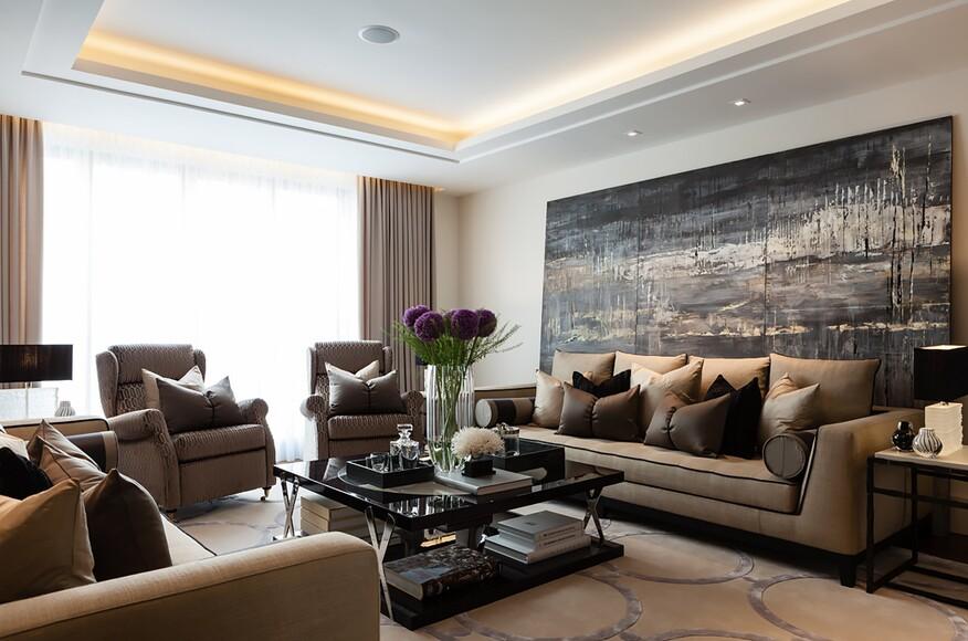Ten Square Meters Living Room