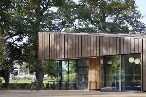 City of London Freemen\'s School, Swimming Pool | Architect Magazine ...