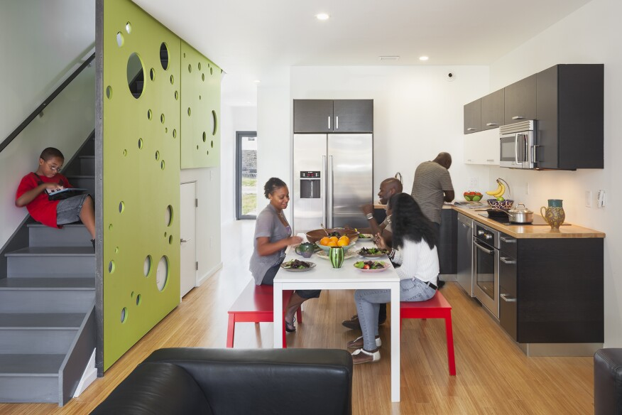 How Affordable Housing is Driving Passive House Design | Architect ...