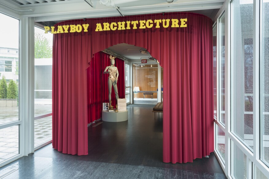 . Did Playboy Mainstream Modernism    Architect Magazine