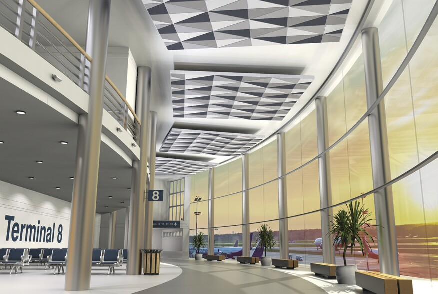 Designflex Ceiling Systems By Armstrong Architect Magazine