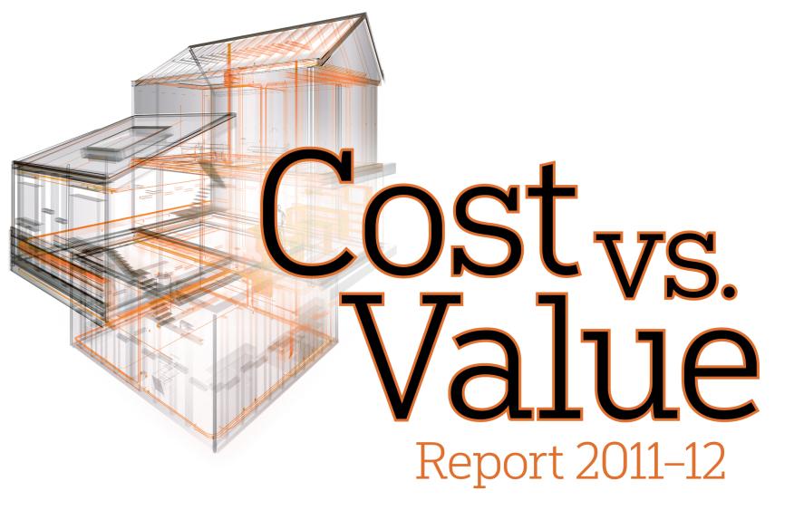 Remodeling Cost Vs Value Report Remodeling Remodeling - Minnesota rusco bathroom remodel