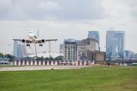 在伦敦城机场省时间