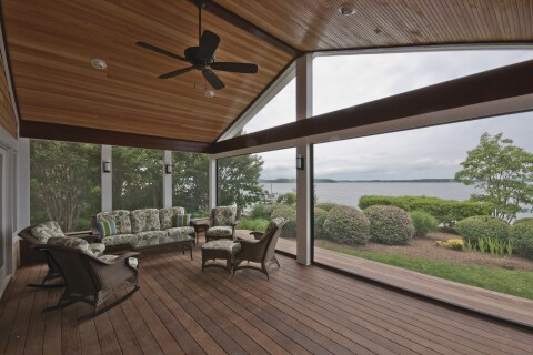 Installing Retractable Screens Jlc, How Much Do Retractable Patio Screens Cost
