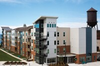 Class A Cleveland Mid-Rise Eschews High Density, Hits Several Price Points