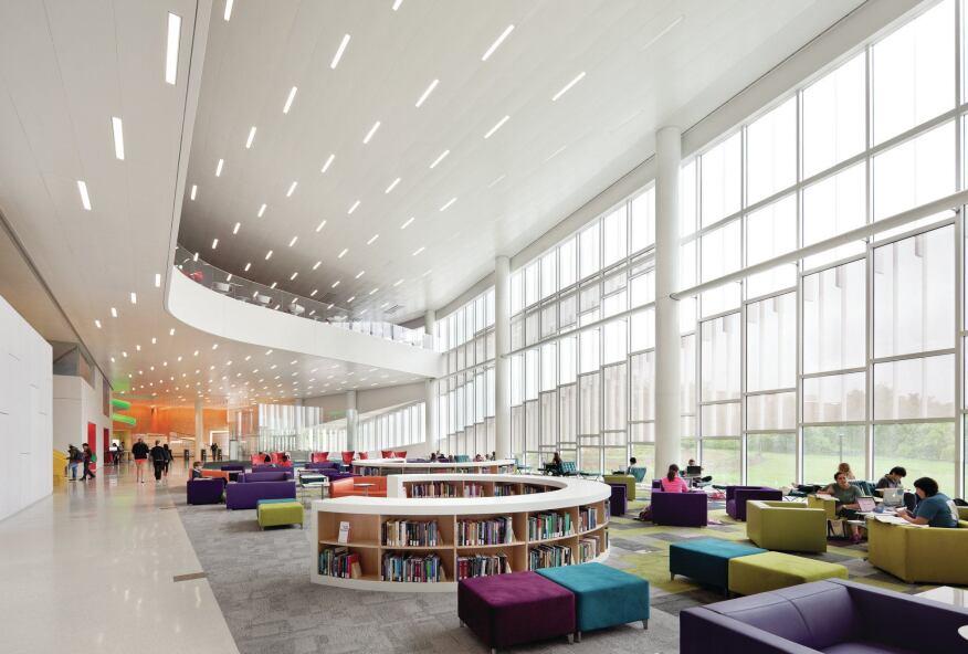 James B Hunt Jr Library Designed By Sn 248 Hetta