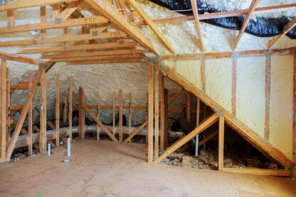 6bfabc0662b Spray Foam Insulation Has Potential to Hide Termite Issues