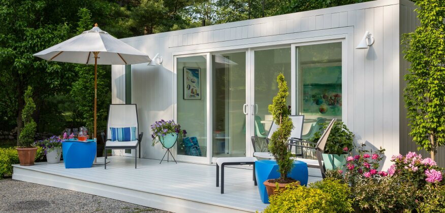 Cabana In A Box Company Converts Shipping Containers Into Cool