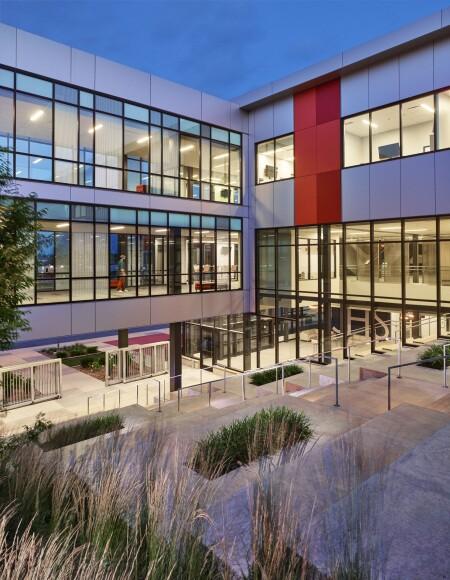 Joplin high school residential architect dlr group for Local residential architects