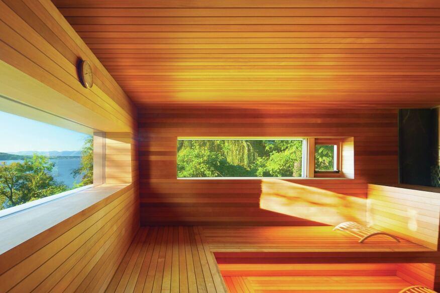 Hudson valley spa architect magazine single family for Hudson valley interior design