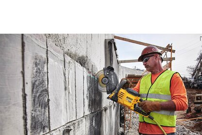 Choosing the Right Tool for Concrete Drilling and Demolition