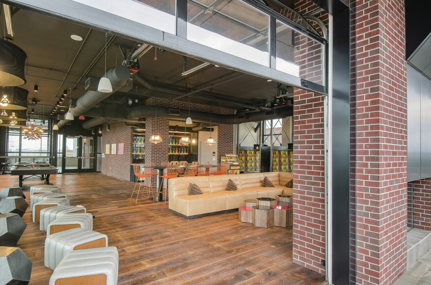 How To Use Hospitality Elements In Multifamily Design