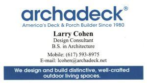 Last Minute Marketing Professional Deck Builder Marketing