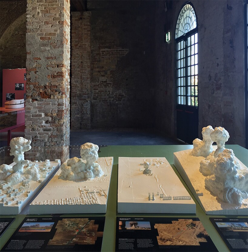 "FA's ""Bomb Cloud Atlas"" at the Venice Biennale"