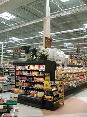 Supermarkets United States Architectural Lighting Magazine