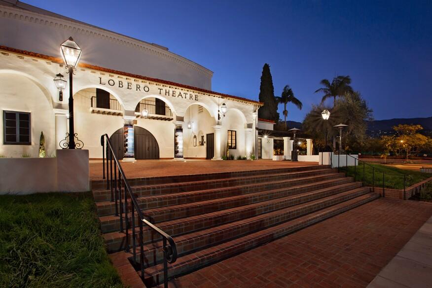 2015 Al Design Awards Lobero Theatre Santa Barbara