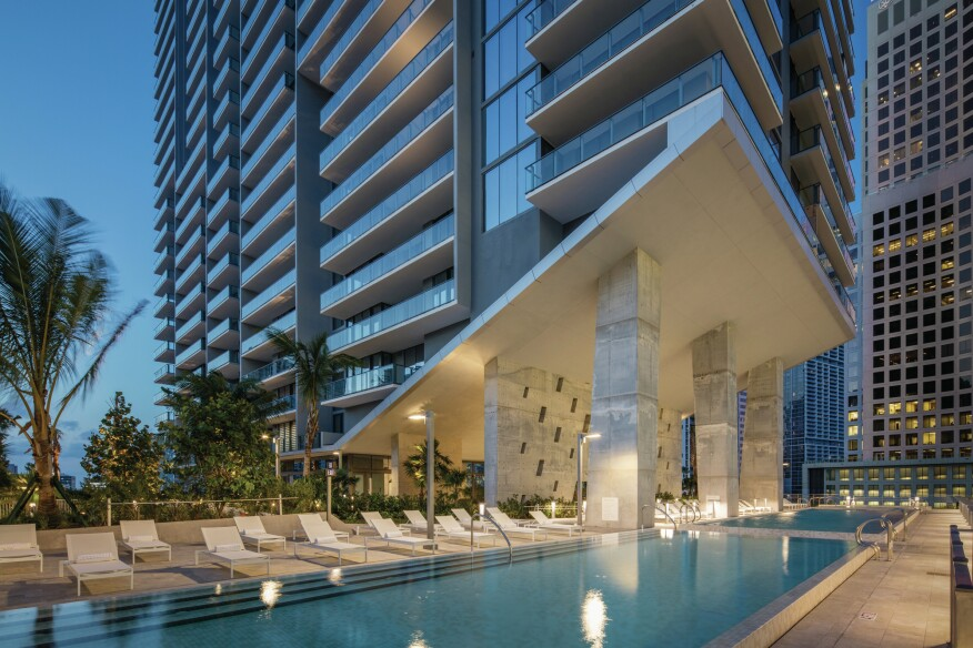 New Miami Condos Cater To City Loving Buyers Hanley Wood