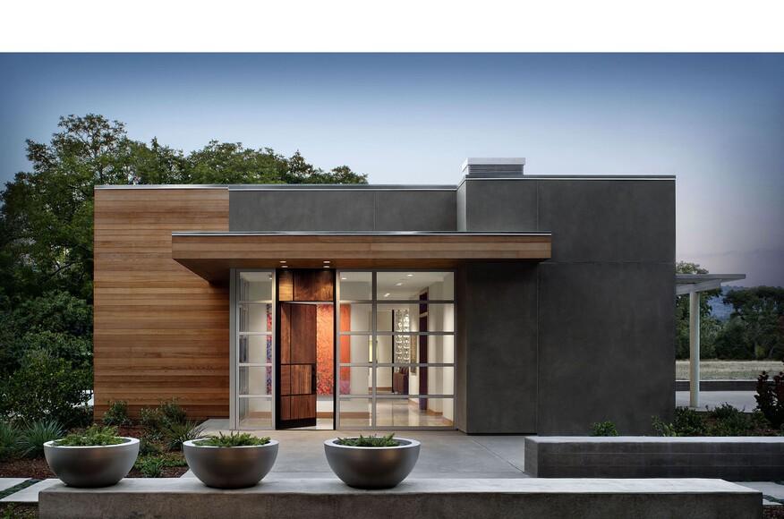 Sonoma Residence Architect Magazine Zumaooh Sonoma