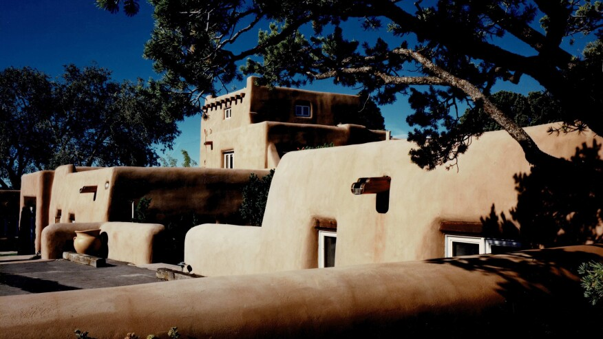 Sol y Sombra (the estate of artist Georgia O'Keeffe), in Santa Fe, N.M.