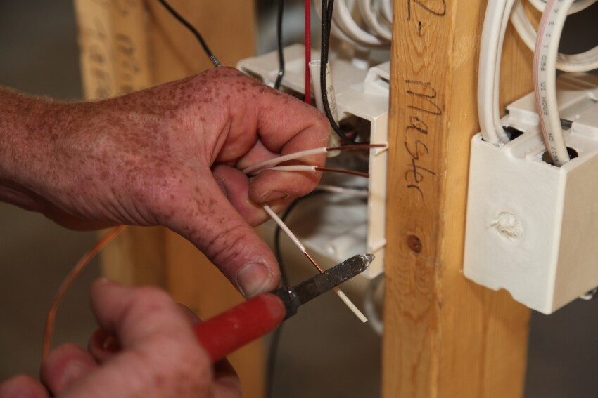 Roughing In a Switch Box | JLC Online
