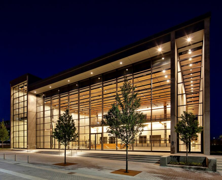 Ge lighting announces three finalists for 31st annual ge edison ge edison award finalistproject dallas city performance hall dallaslighting designer schuler shook aloadofball Images