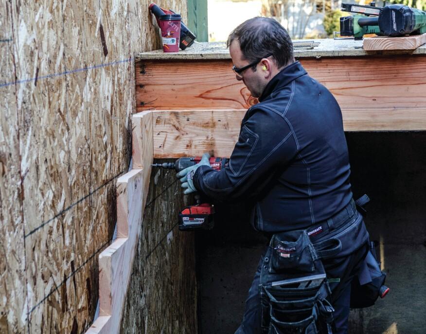 Squeak-Free, Site-Built Stairs | JLC Online