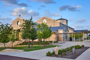 St Francis Frisco >> St Francis Of Assisi Catholic Church Architect Magazine