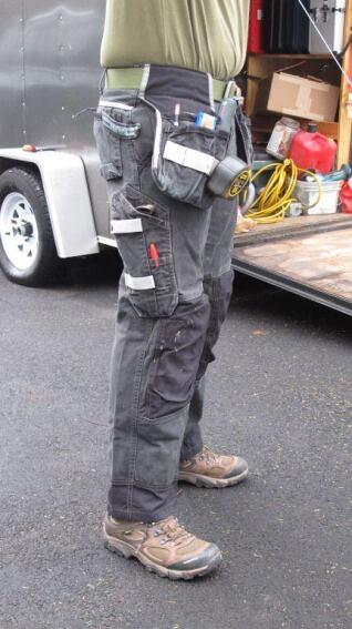 Bj 246 Rnkl 228 Der Work Pants Tools Of The Trade