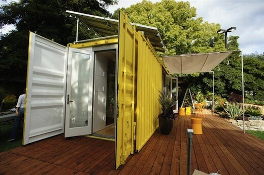 Prefab Shipping Container Homes Made to Order   Architect
