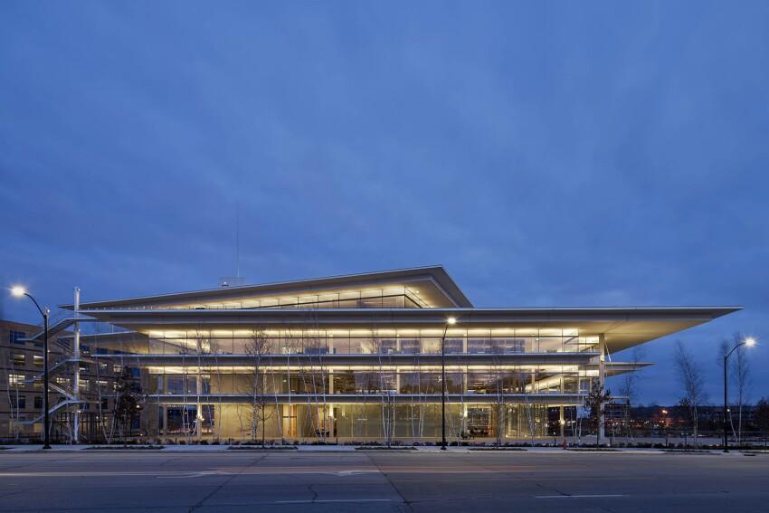 Des Moines West Des Moines Ia Architect Magazine