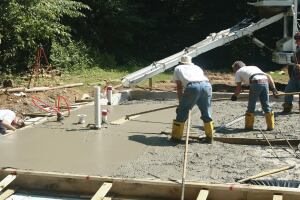 A Deck Builder's Guide to Placing Concrete Slabs