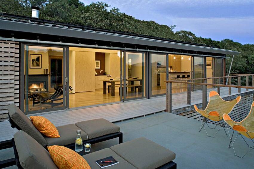 Blu homes newly enhanced glidehouse