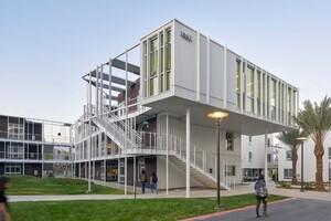Ucsb San Joaquin Student Housing