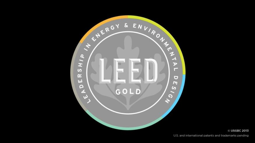 A Leed Dynamic Plaque For Every Building New And Old Architect